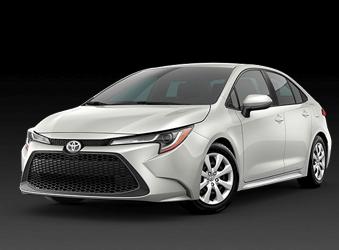 Toyota Sales Event 2020 Corolla Deals