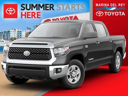 <b>NEW 2019 TUNDRA SR5 CREWMAX 4WD</b>