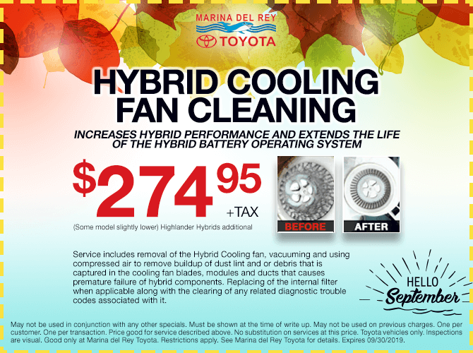 Hybrid Cooling Fan Cleaning $274.95