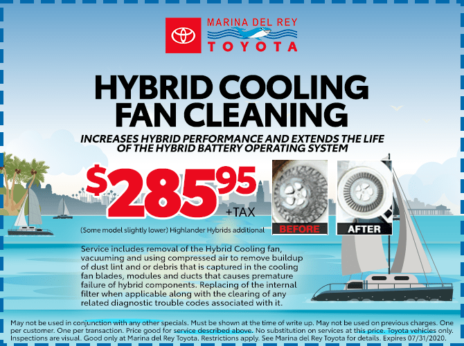 Hybrid Cooling Fan Cleaning $285.95