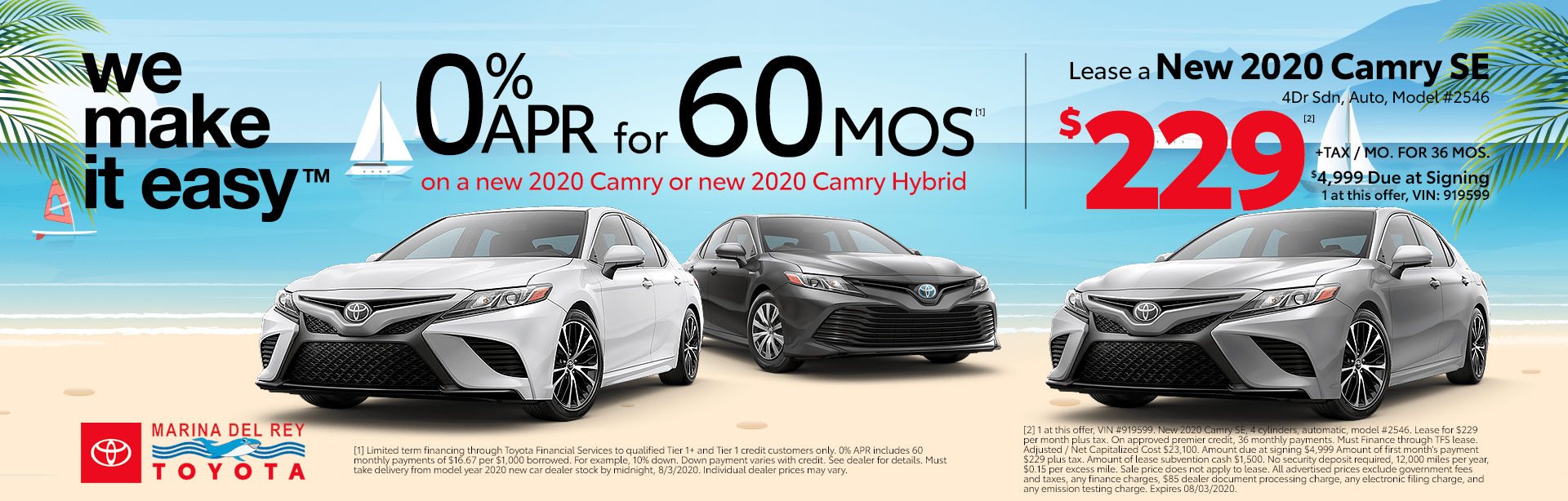 Toyota Camry Lease Special - Toyota Camry Hybrid Zero Percent APR