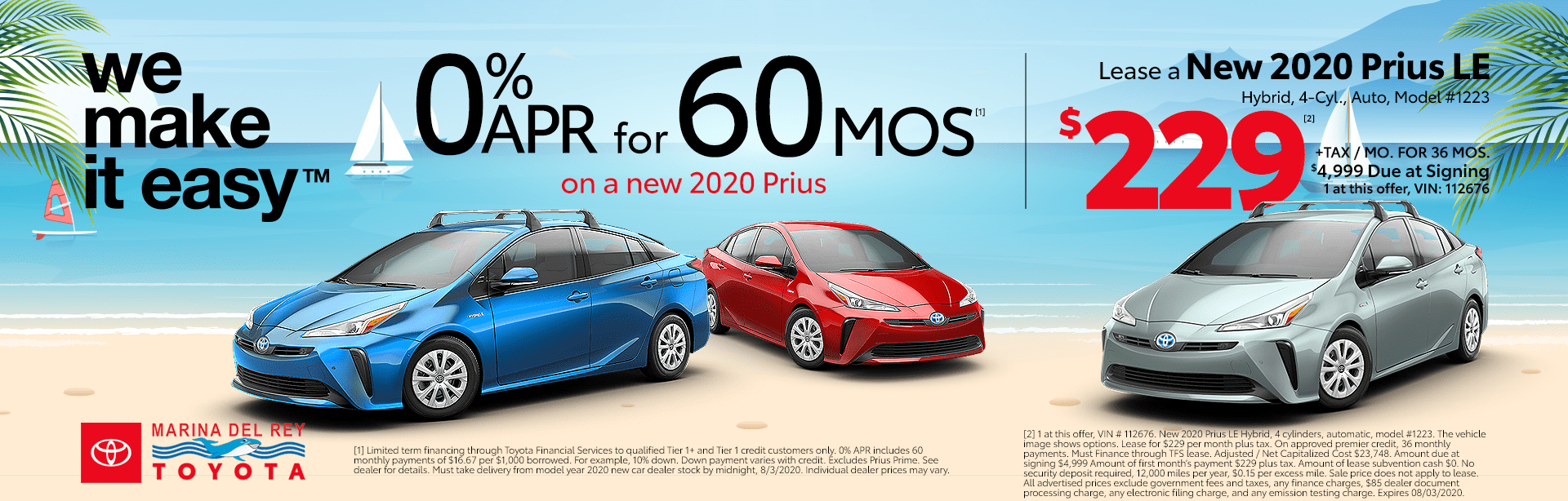 Prius Deals Toyota Prius Lease Deals Toyota Prius Purchase Offers Los Angeles County Marina Del Rey Toyota