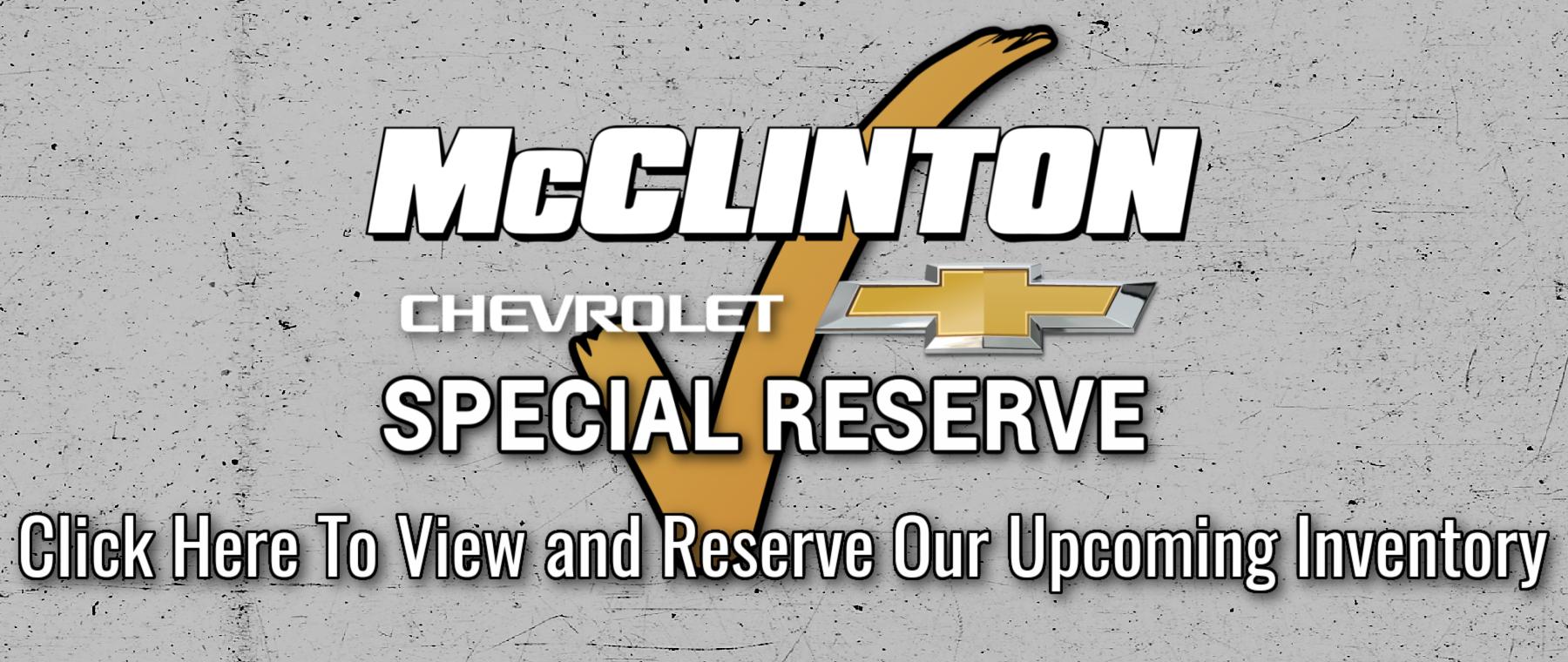 Special Reserve Slide