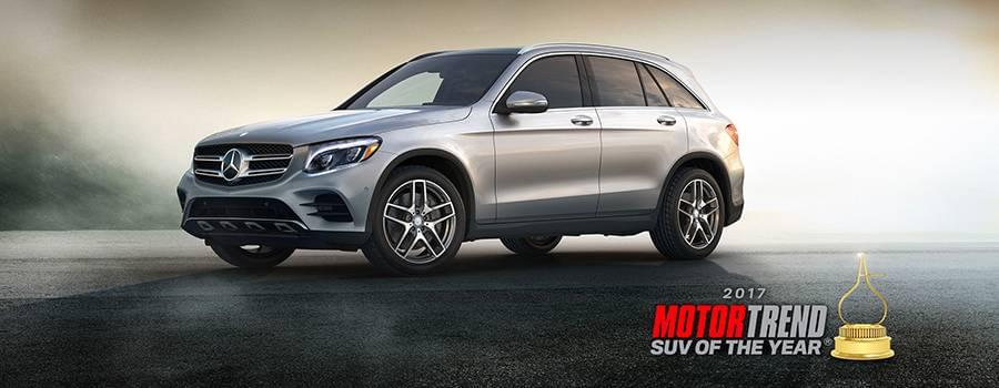 Mercedes-Benz GLC-Class 2017 Motor Trend Awards