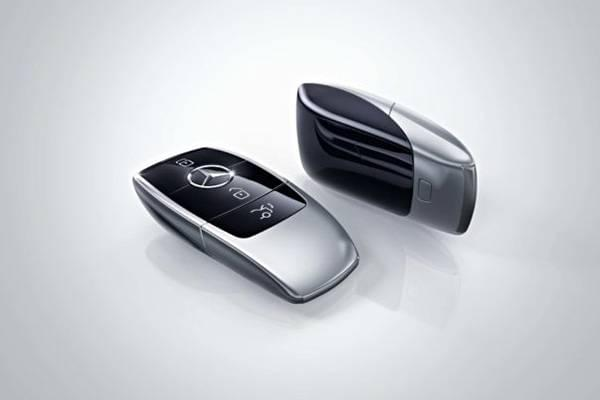 Mercedes Benz Key Pair