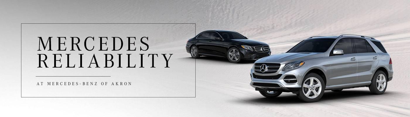 Mercedes-Benz Reliability in Akron, Ohio