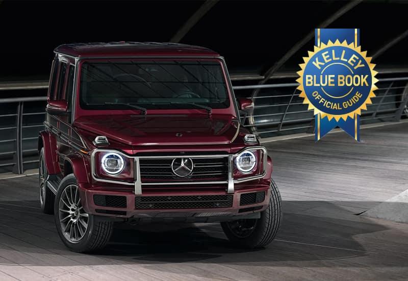 2019 Mercedes-Benz G-Class KBB Brand Image Awards