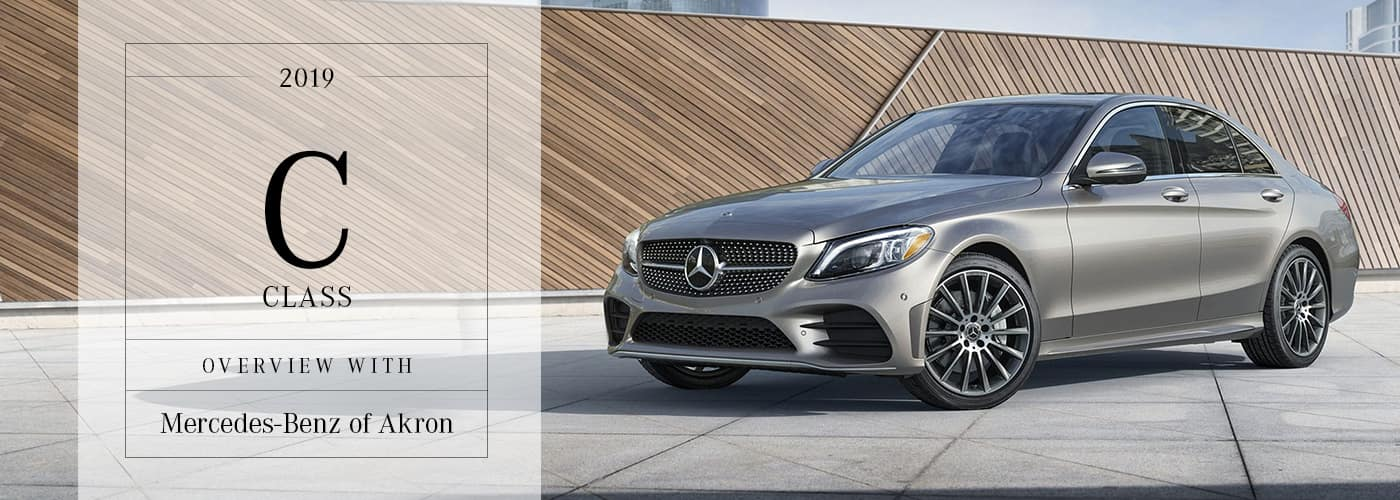 2019 Mercedes-Benz C-Class Model Overview at Mercedes-Benz of Akron