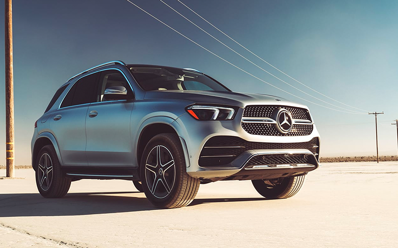 2020 Mercedes-Benz GLE SUV Styling