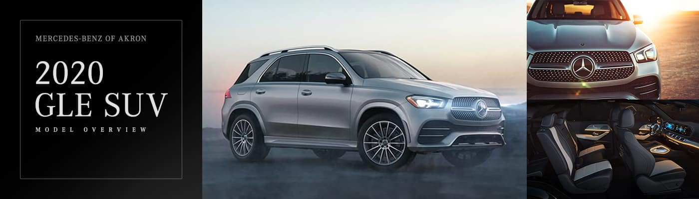 2020 Mercedes-Benz GLE Model Overview at Mercedes-Benz of Akron