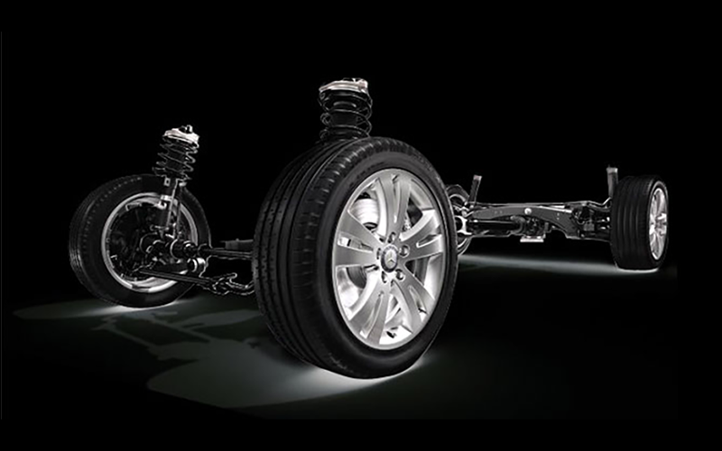 Mercedes-Benz 4MATIC® System