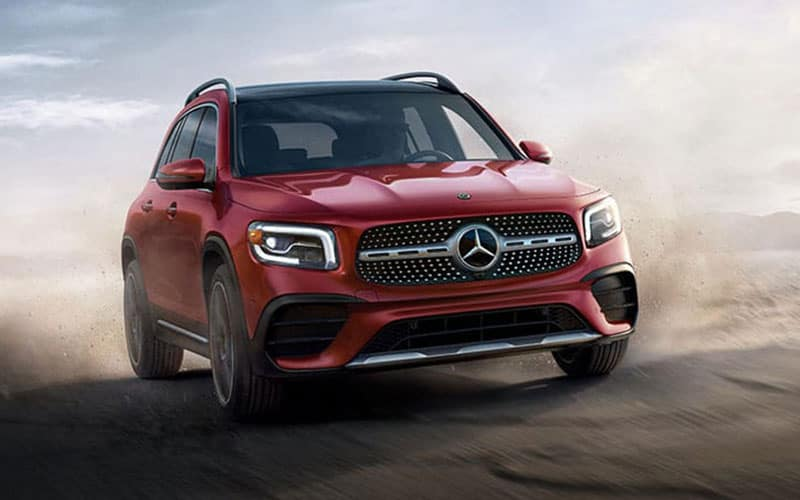 Mercedes-Benz GLB Styling