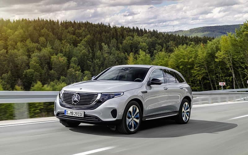 Mercedes-Benz EQC Styling