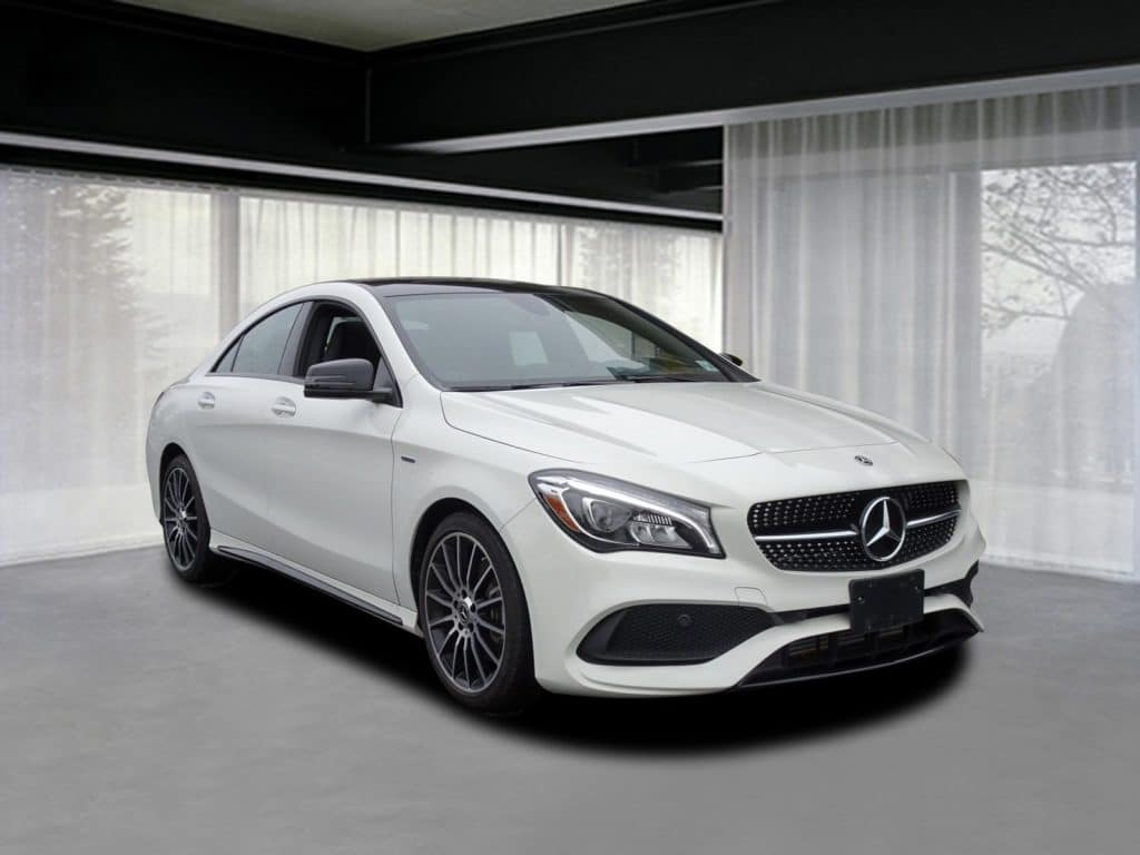 Pre-Owned 2018 Mercedes-Benz CLA250 4MATIC®