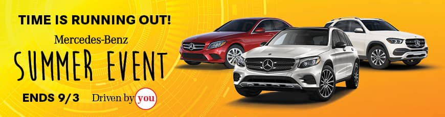 Best Mercedes Benz Lease Specials Offers