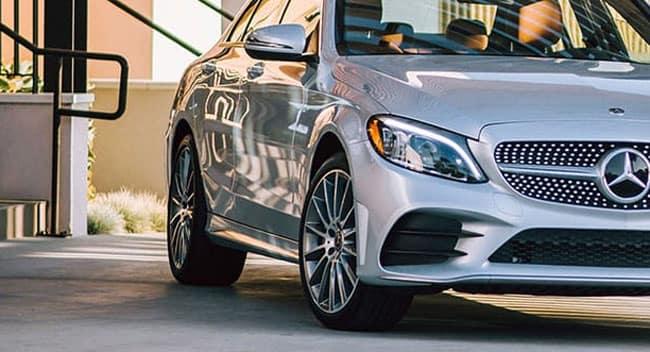 Mercedes-Benz of Cherry Hill Tire Center