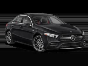 2021 Mercedes-Benz A-Class Sedan