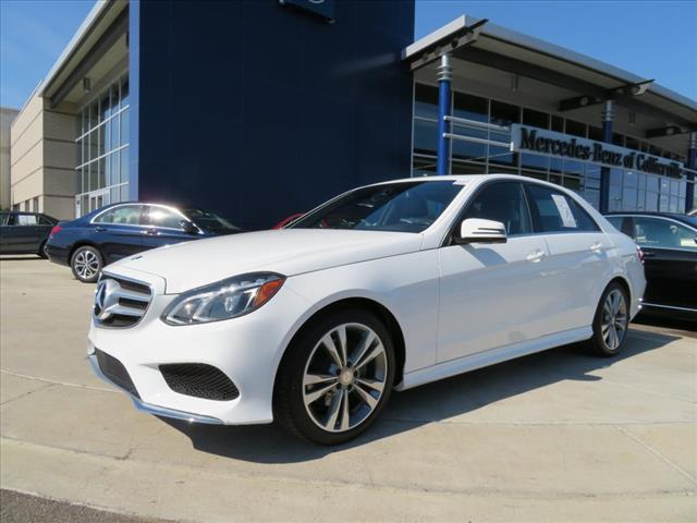 2014 Certified Pre-Owned Mercedes-Benz E350
