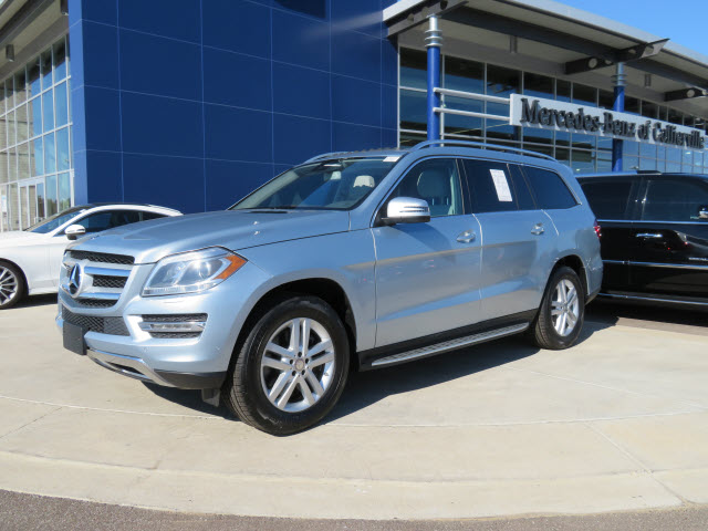 2014 Certified Pre-Owned Mercedes-Benz GL 450