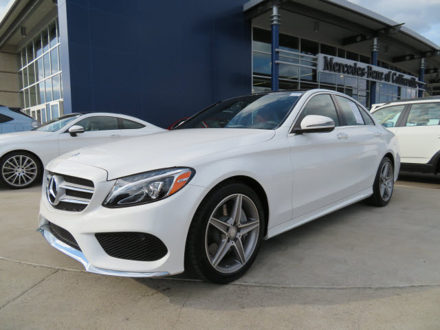 2016 Certified Pre-Owned Mercedes-Benz C300