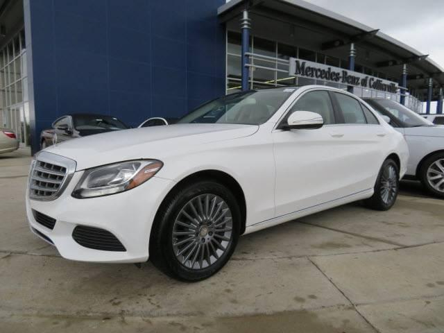 2015 Certified Pre-Owned Mercedes-Benz C300