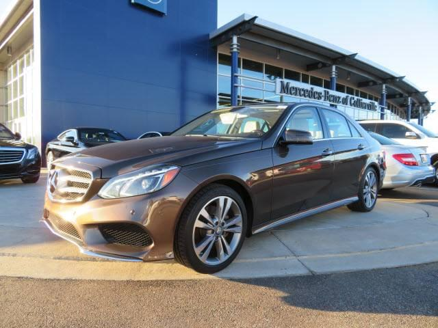 2014 Certified Pre-Owned Mercedes-Benz E350 Sport