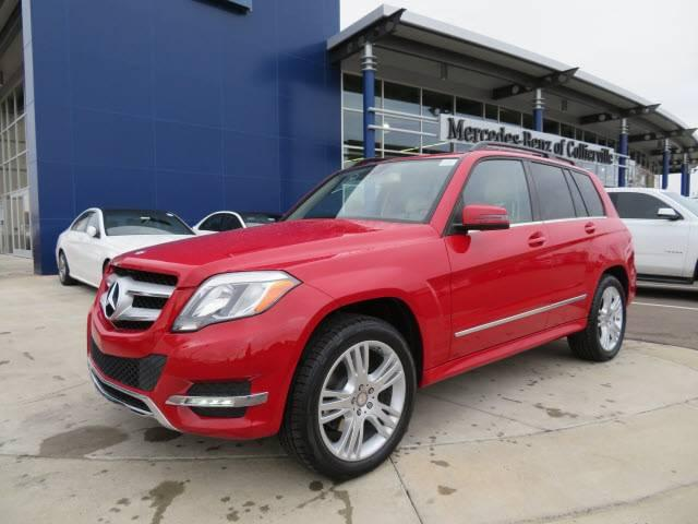 2014 Certified Pre-Owned Mercedes-Benz GLK 350