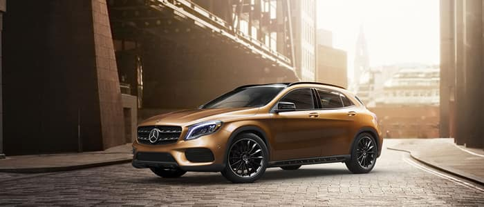 2019 Mercedes-Benz GLA 250