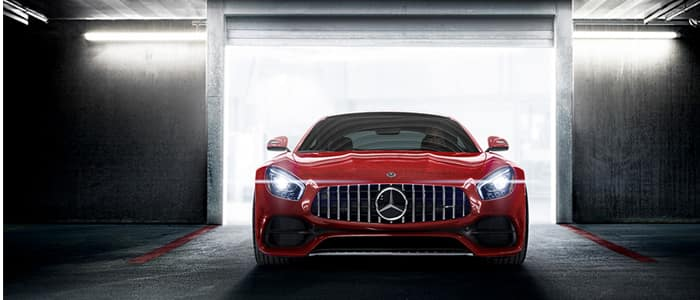 2018 AMG® GT Coupe