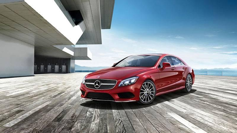 2017 mercedes benz cls in colorado springs colorado for Colorado springs mercedes benz