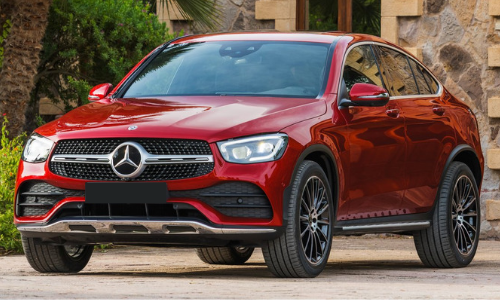 2020 Mercedes-Benz GLC Coupe SUV in Colorado Springs
