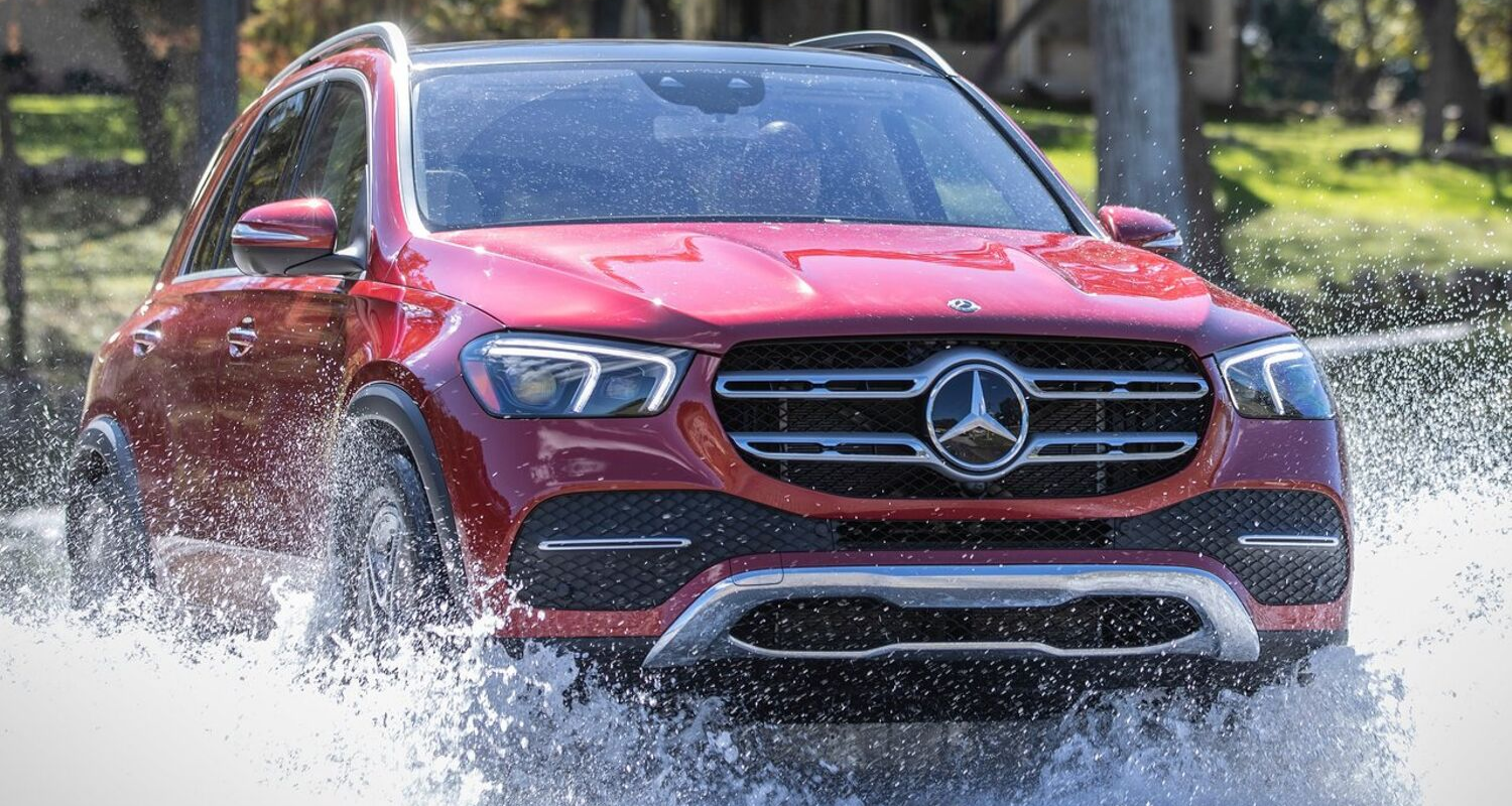 2020 Mercedes Benz Gle
