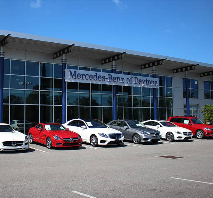 New And Used Luxury Car Dealer Mercedes Benz Of Daytona Beach