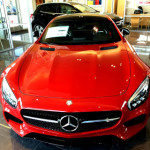 This 2016 Mercedes-Benz AMG GT S Coupe in Mars Red is equipped with an AMG Dynamic Plus Package, a Lane Tracking Package and an Exclusive Interior Package. Pricing and further details can be found here. Here at Mercedes-Benz of Draper, we are proud and excited to have the opportunity to help you learn more about the finest automobiles in the world. Mercedes-Benz of Draper is dedicated to operate with one goal in mind: 100% customer satisfaction. We sell and service exceptional vehicles and believe our customers deserve a dealership experience to match, from courteous, no-pressure sales to efficient, state-of-the-art service. Our goal is to be our customers' dealer for life we're proud of the numbers who come back to us again and again, and recommend us to their friends and family. Larry H. Miller is still a family owned business and have been doing business in Utah for over 30 years.