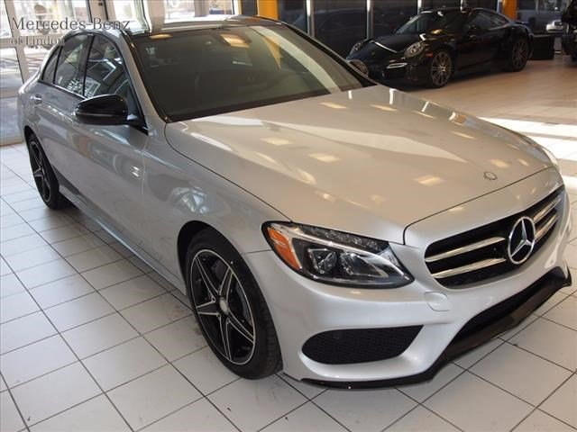 New C-Class C300 Sport AWD 4MATIC®: Exceptional Year-End Offer