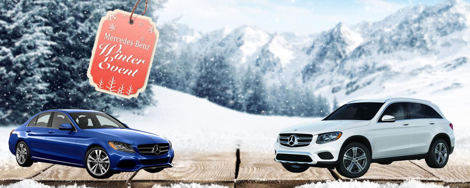 Mercedes-Benz Draper Winter Event
