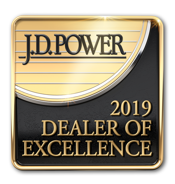 J.D. Power 2019 Dealer of Excellence
