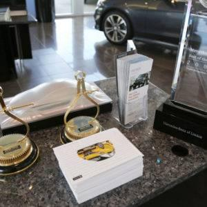 Mercedes-Benz Draper Awards