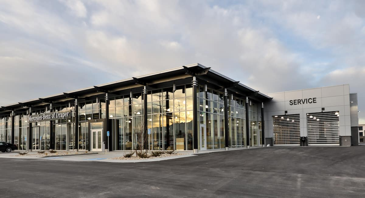 Mercedes-Benz Draper Utah Dealership