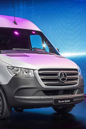 2019 Sprinter - Mercedes-Benz of Draper