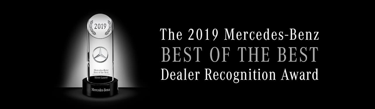 2019 Best of the Best Award