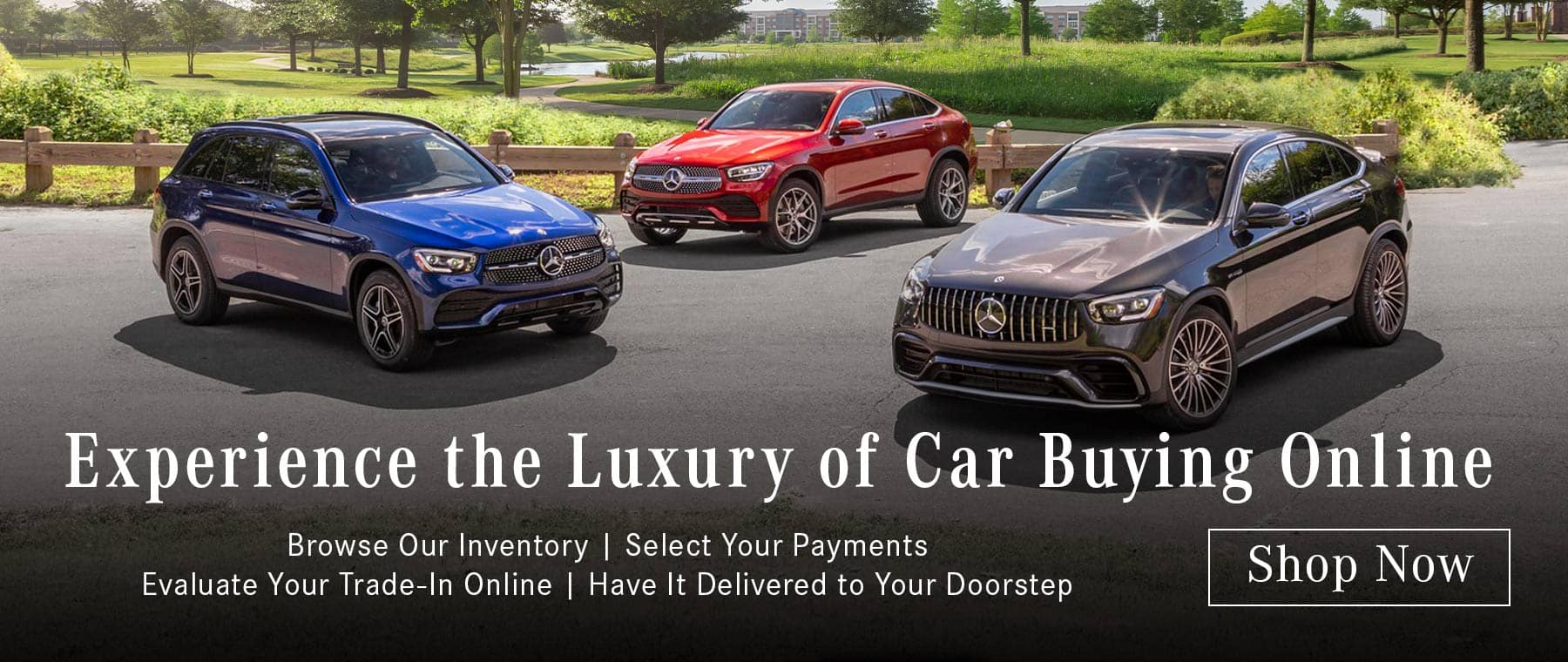 Luxurious Car Buying Experience at Mercedes-Benz