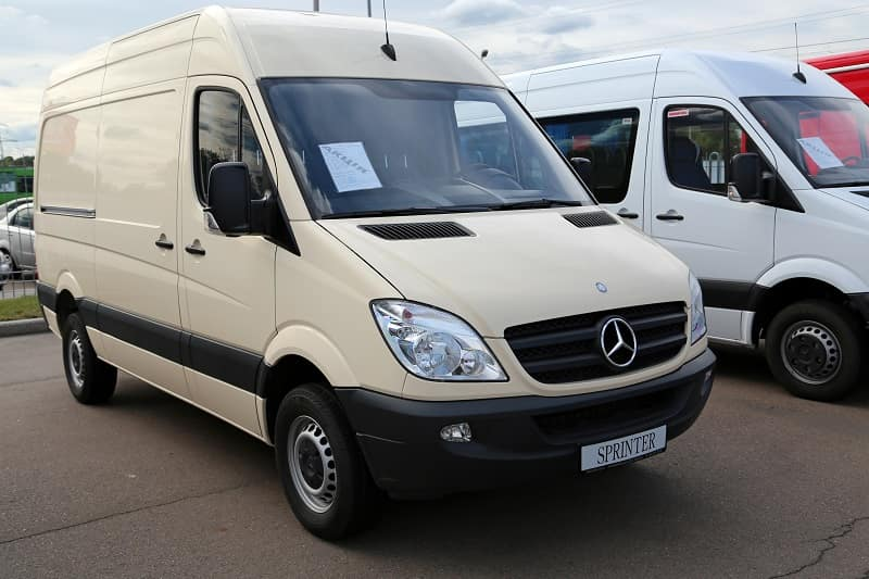 Sprinter 1.99% APR for 24 to 36 Months on new 2020 Crew, Cargo, and Passenger Sprinter Van