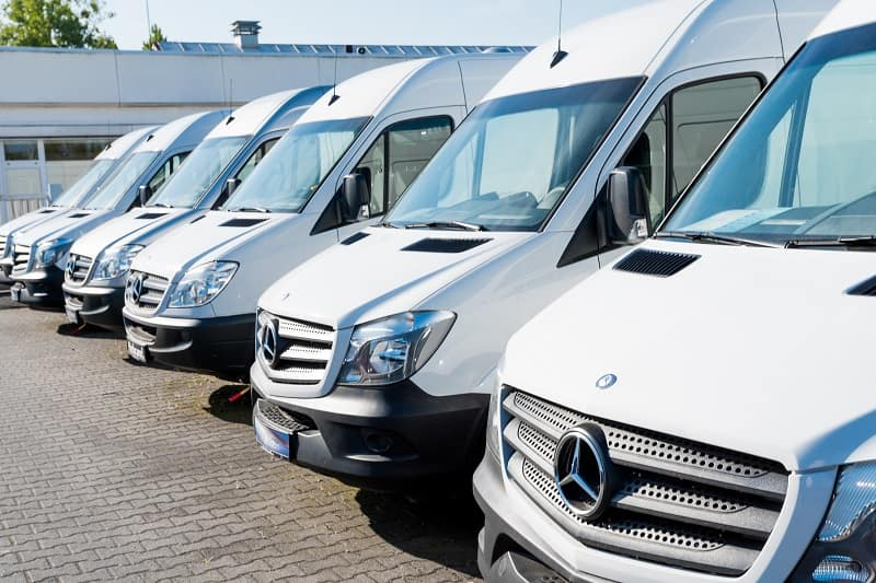 Sprinter 4.9% APR for up to 72 Months on new 2020 Crew, Cargo, and Passenger Sprinter Van