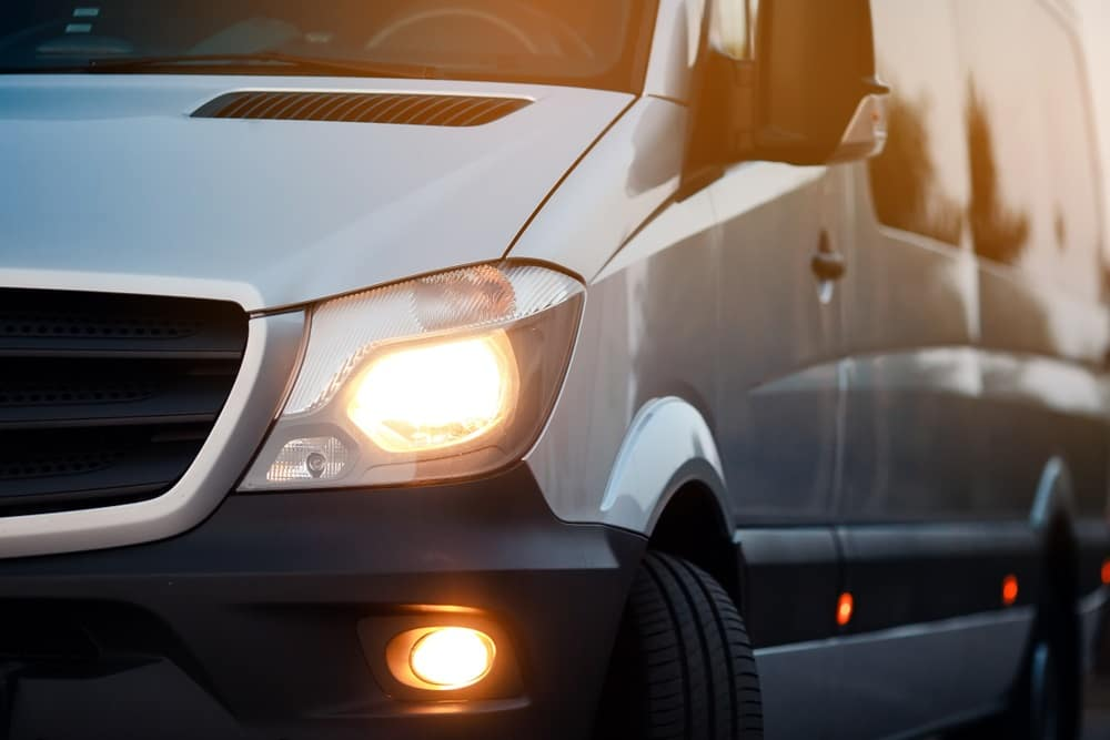 Finance Your New 2020 Sprinter for 2.9% for up to 36 Months