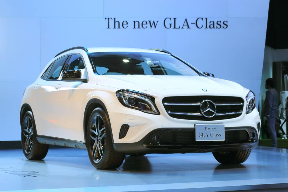Finance a New 2021 C-Class, GLA, and GLB for 1.99% APR for 24–36 Months
