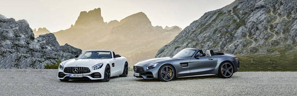 2018 MB AMG GTC Pair