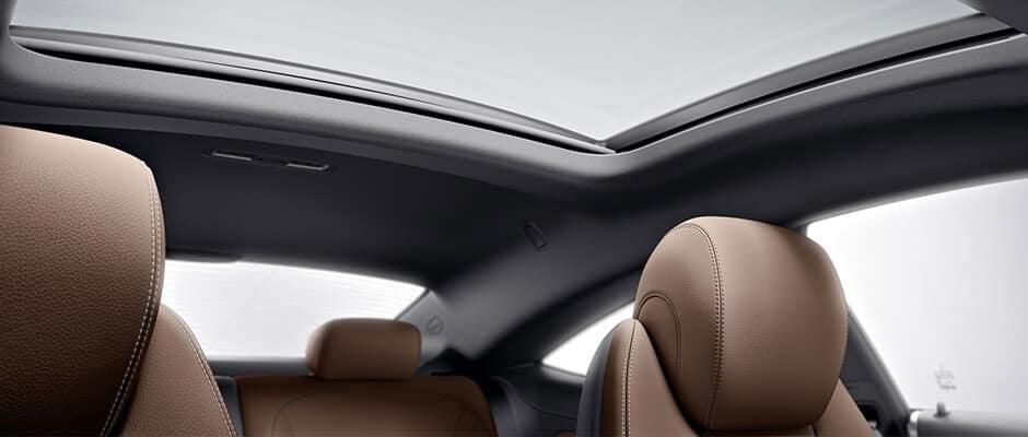 2018 C-Class Coupe interior
