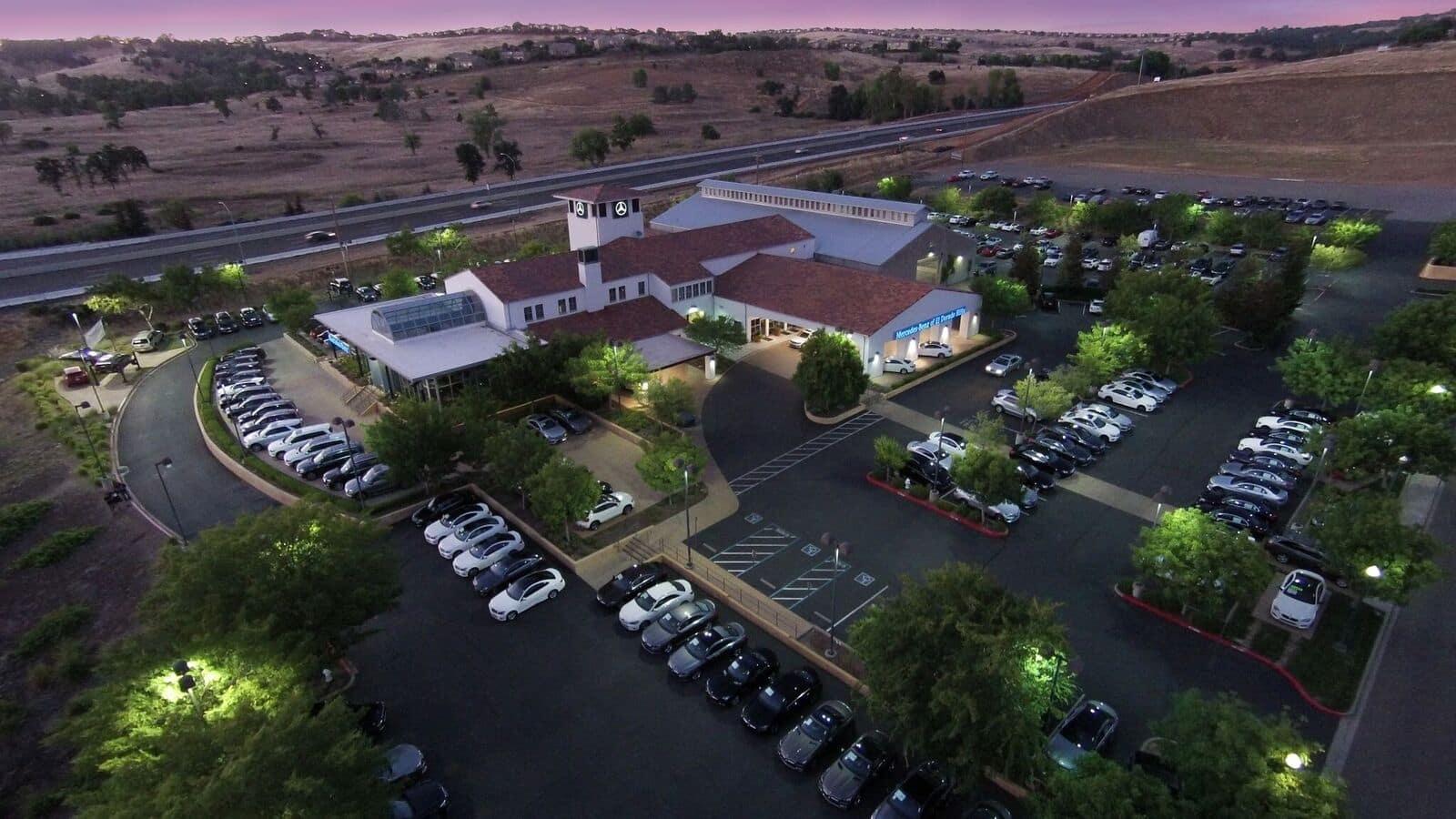 MercedesBenz Of El Dorado Hills CA Luxury Car Dealer - California mercedes benz dealers