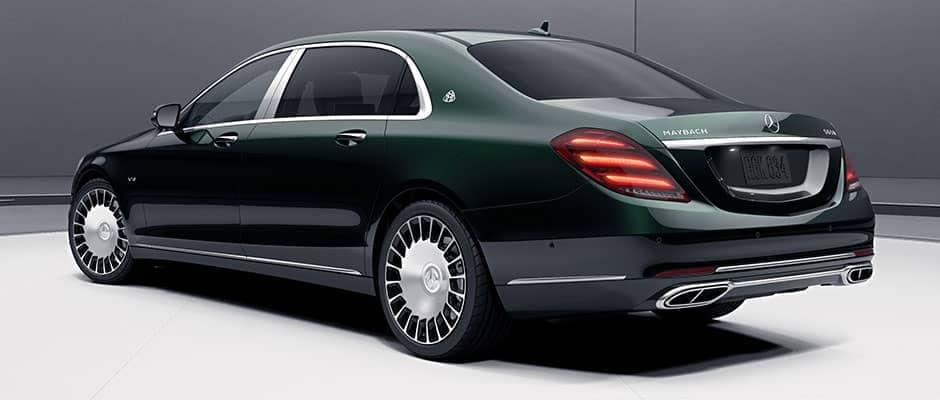 2018 Mercedes-Benz Maybach S-Class